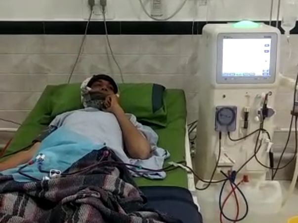 Help Wajid Recover From Kidney Damage