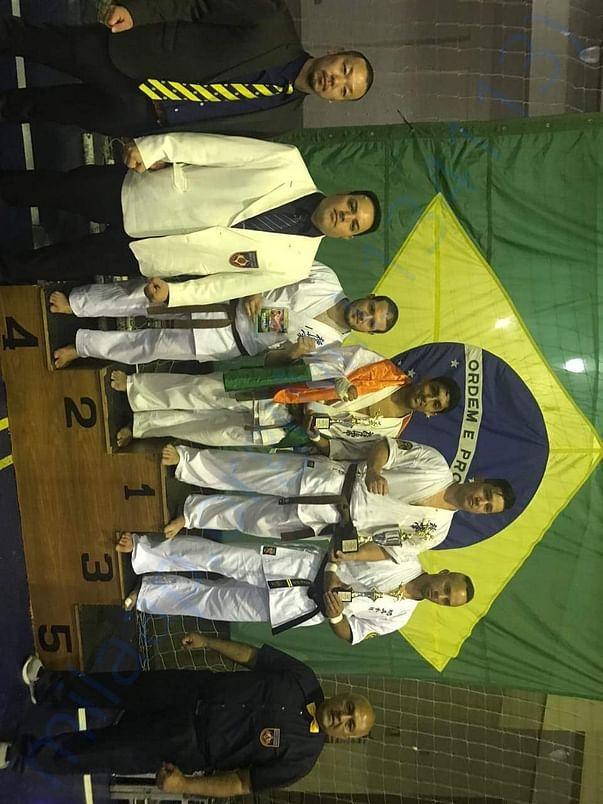 2nd place in Copa De Brazil Championship,2019