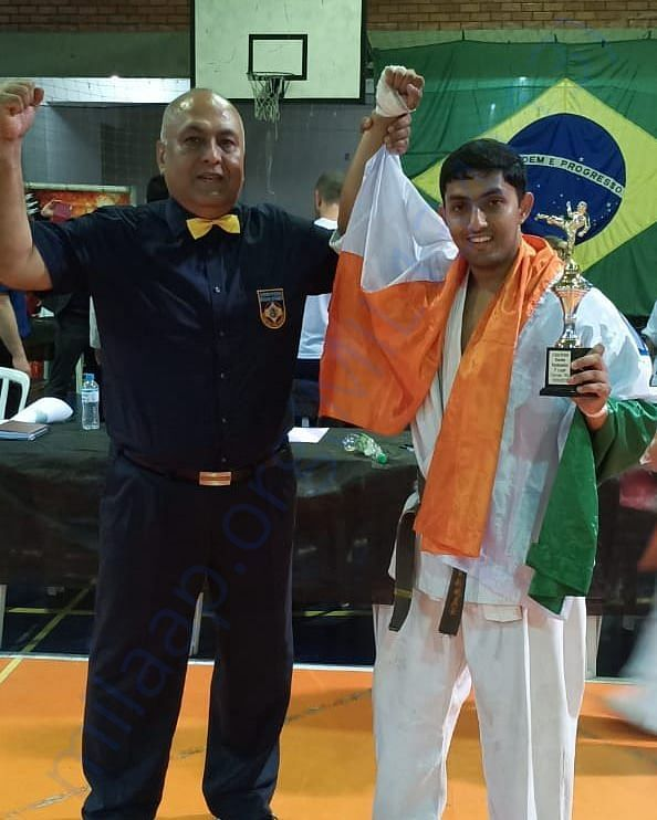 2nd place in Brazil,2019