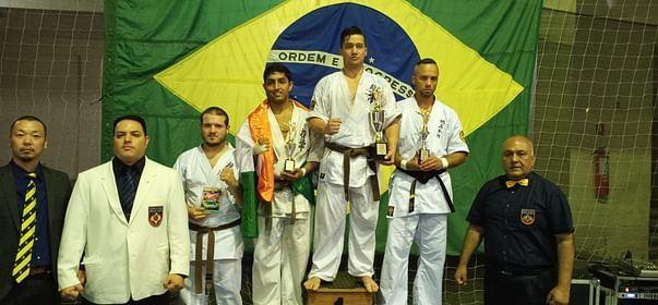2nd place at Brazil