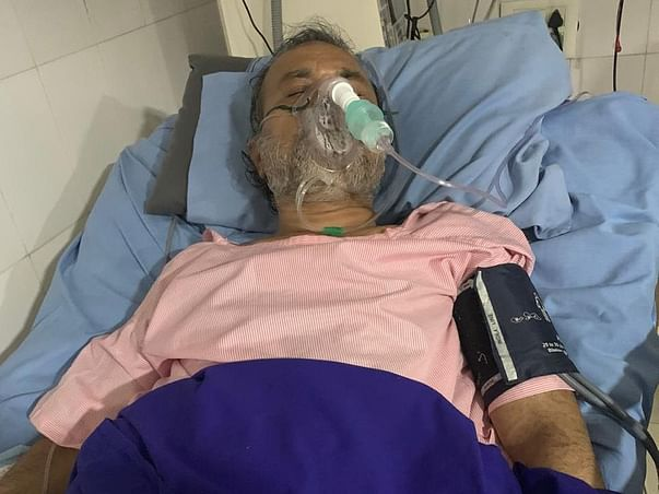 Support Srinivas Recover From Paralysis