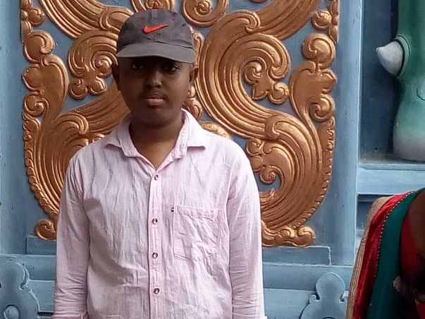 16 Years Old Satyajit Ghosh Needs Your Help Fight Acute Lymphoblastic Leukemia