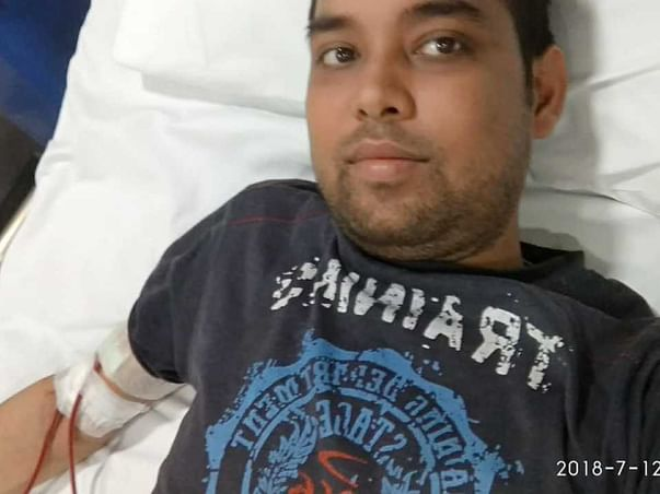 Support Vipin Yadav Recover From Kidney Failure & Lung Infections