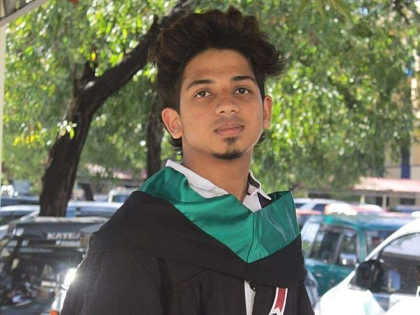 21 Years Old Prashanth Needs Your Help Recover From Brain Injury