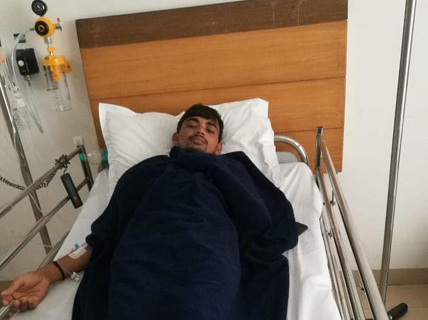 Help My Friend Suresh Fight Bone Cancer