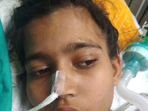 Little Angel Aabha need your help