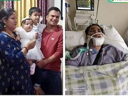 Please help Pari to save her Daddy's Life