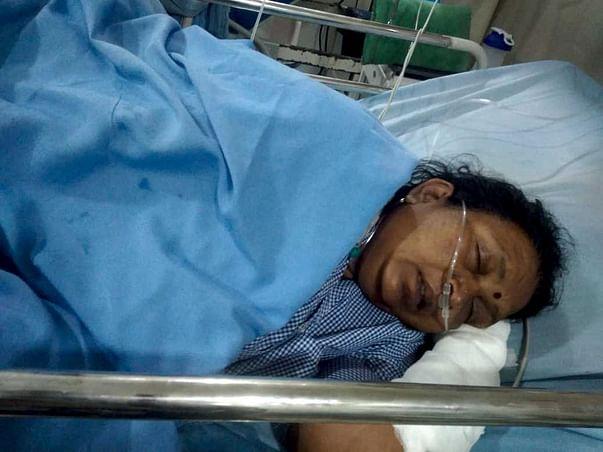Support Shushila Shah Recover From Subarachnoid Hemorrhage (Sah)