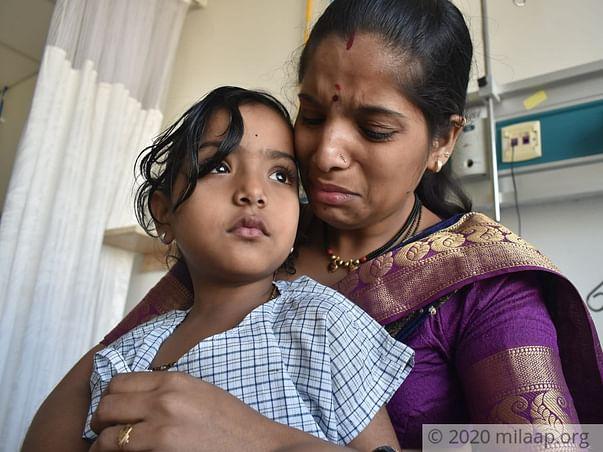 Support Khushi Mithaikar Recover From Thalassemia Major