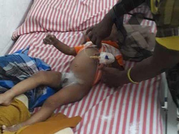 2 Years Old Sheik Amin Needs Your Help Fight Leukaemia