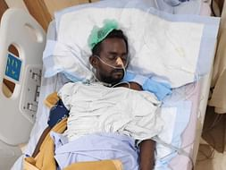 32 years old Mahendiran needs your help fight Graft Dysfunction, Bile Leak, Resolving Sepsis