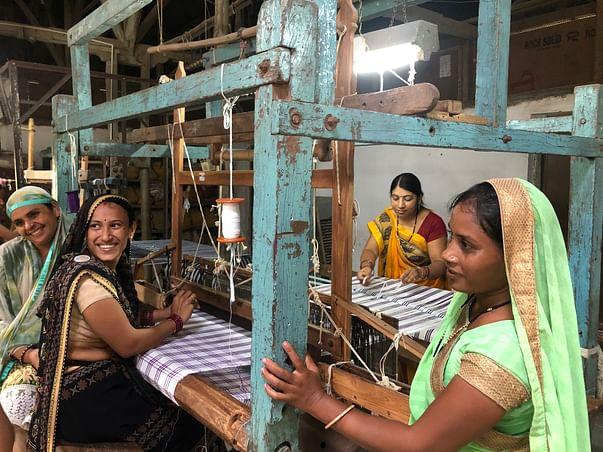 Help the Weavers of Maheshwar