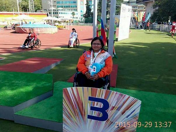 Help Manjula To Participate ATTF Intl. Para Athletics Championship