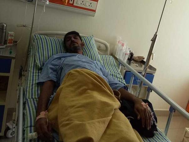 Support My Husband Undergo Liver Transplant