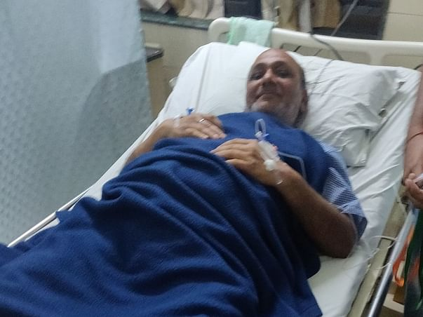 Help My Father for fighting against heart blockages