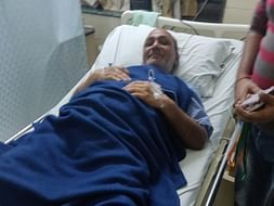 Help my father for fighting with heart disease.