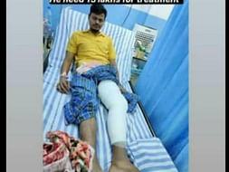 Help Nagesh Recover