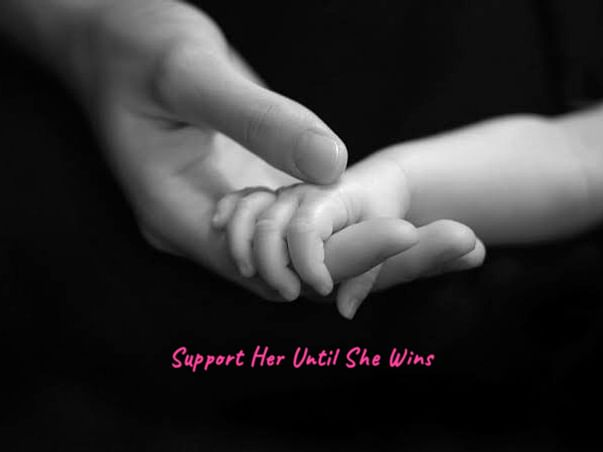 Support Sherine Recover From Acute Lymphoblastic Leukemia-Blood Cancer