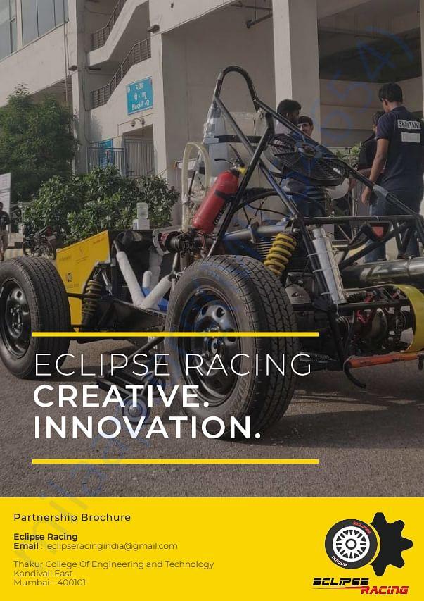 Team Eclipse Racing Brochure