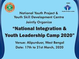 National Integration & Youth Leadership Camp 2020
