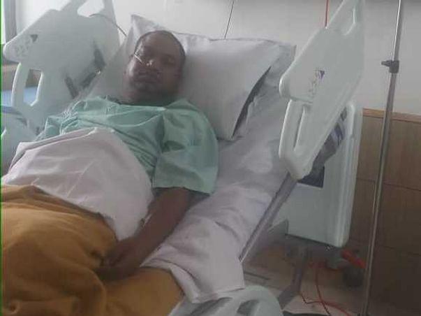 Support Monu Undergo Bilateral Lung Transplantation