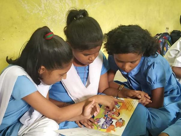 Help Rural & Tribal Children of Odisha to receive a quality education