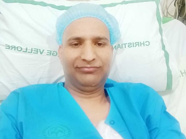 My Friend Rajneesh struggling with Blood Cancer. Help Him