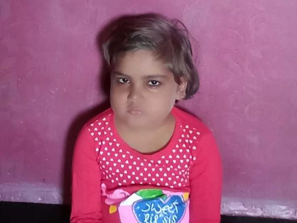 8 Years Old Sara Shaikh  Needs Your Help Fight Griscelli syndrome(HLH)