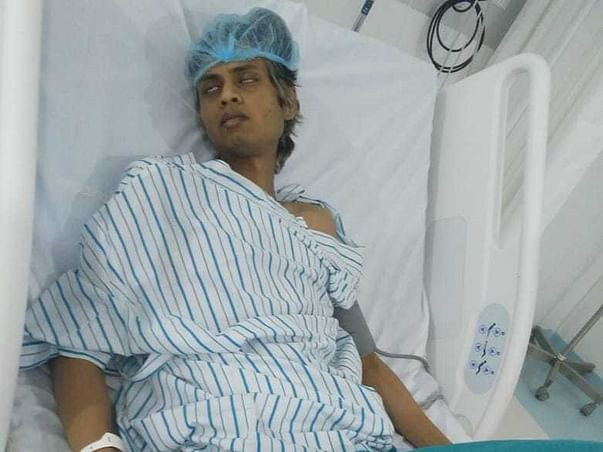 27 Years Old Vivek Kumar Needs Your Help Fight Synovial Sarcoma