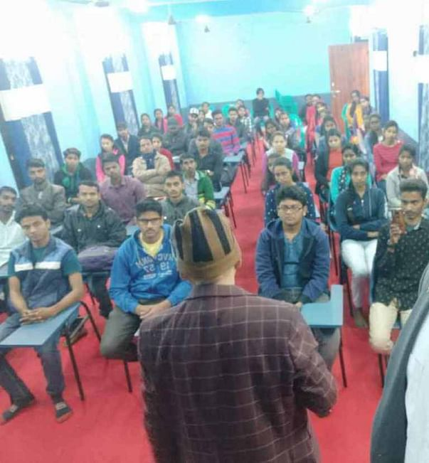 Life Skill Session with Students