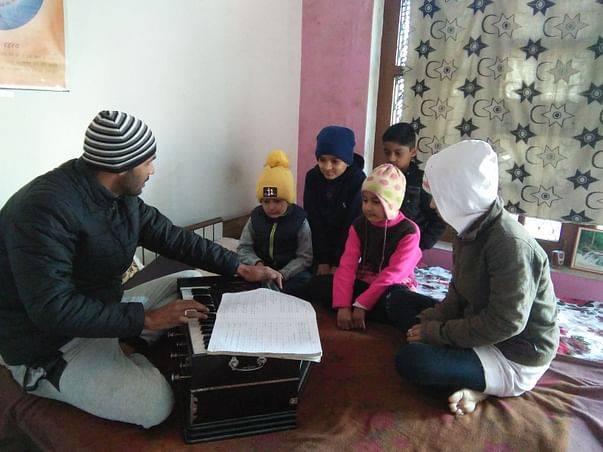 Help me to open Music Academy In Backward Area