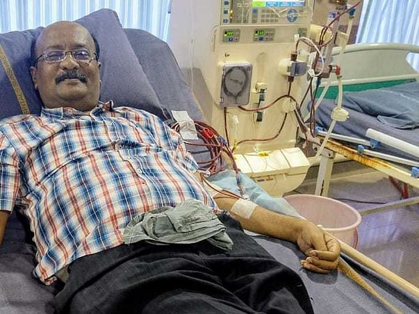 Support Kaushik Majumdar Recover From Kidney Failure