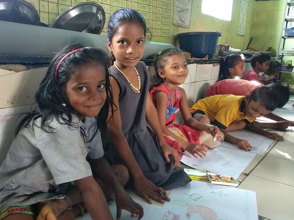 Help Rupesh teach art to 5000+ underprivileged kids through Solo Trip