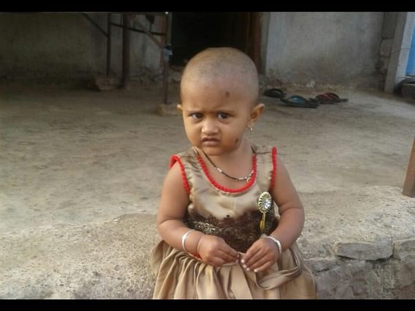 1 year old Pranjal Ghadge needs your help fight Hernia