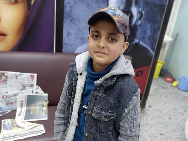 10 Years Old Daksh Pratap Singh Needs Your Help Fight Leukemia