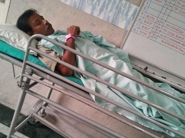 Help Vali Babu Fight Cardiac Disease