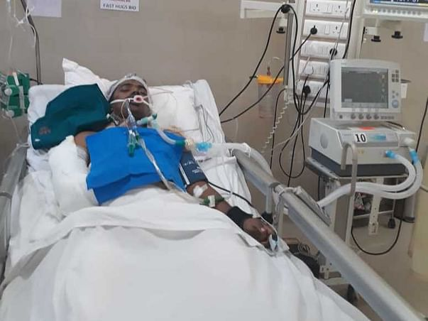 My Relative Is Met With Accident Full Body Injury, Help Him