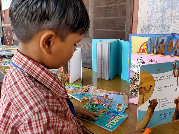 Support Underprivileged Rural Children of Haryana