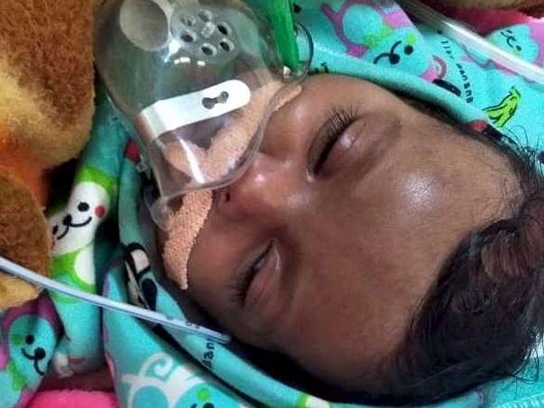 Help  my niece Baby Shivanshi Fight Cyanotic Congenital Heart Disease