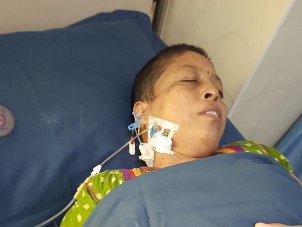 Help Thilakavathy fight acute lymphoblastic leukemia