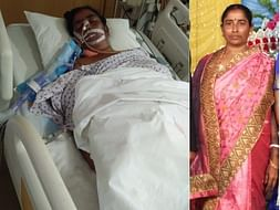 Help HARI AKHULI to save his MOTHER to fight against BLOOD CANCER