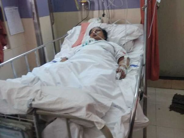 Support Famida Khanam recover from Intestinal ischemia