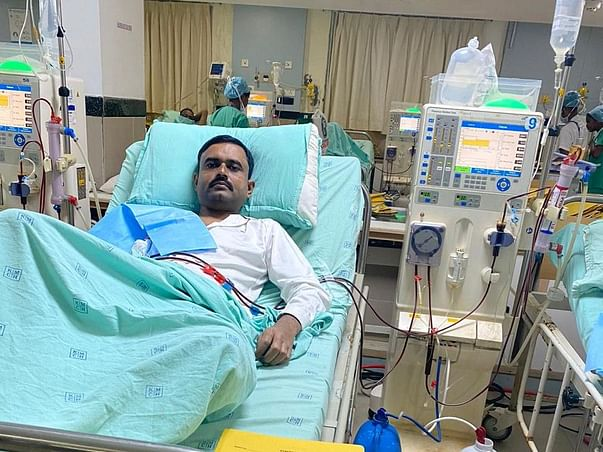 Help Ajit Get A Kidney Transplant