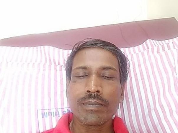 Support Bhasker Reddy Recover From Accident (Right Leg Facture)