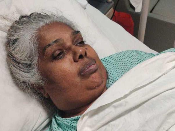 62 Years Old Pushpalatha Redkar Needs Your Help Fight Non-Hodgkin's Lymphoma