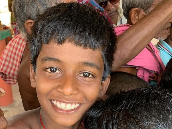 Stop Malnutrition Among Children Under 5.