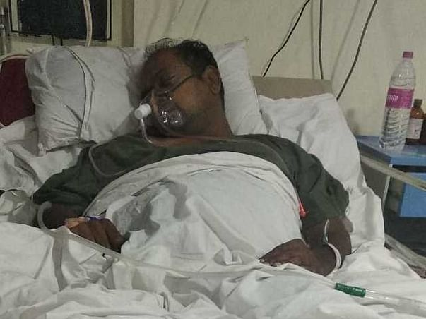 Support Kubendran Recover From Fungal Infection