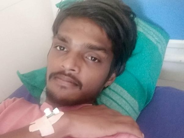 Support K Naveen Kumar For Orthopedic Surgery
