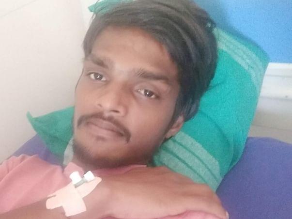 Support K Naveen Kumar For Orthopedic Surgery