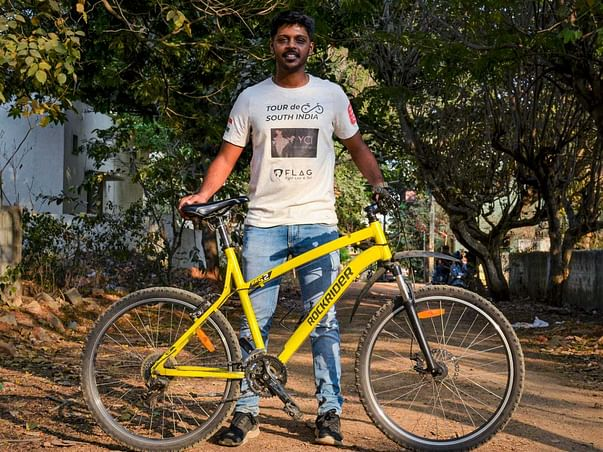 TOUR de SOUTH INDIA - A Fundraiser For YCI And F.L.A.G